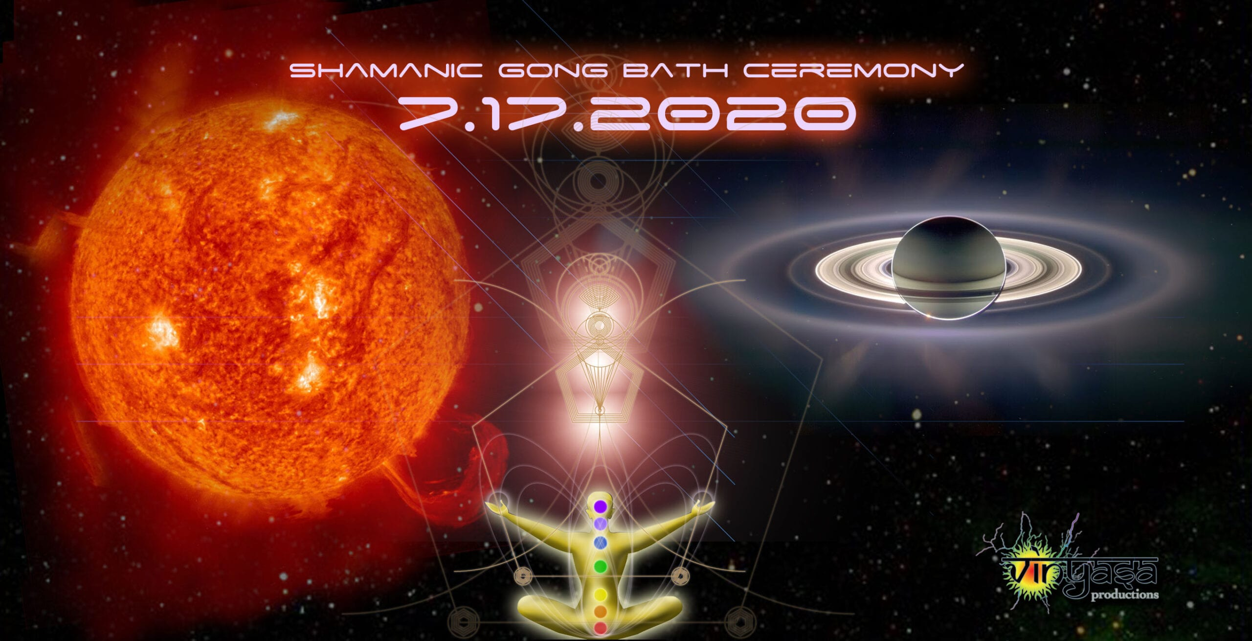 July 17, 2020 Gong Bath